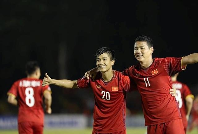 Cặp song sát lợi hại của bóng đá Việt Nam