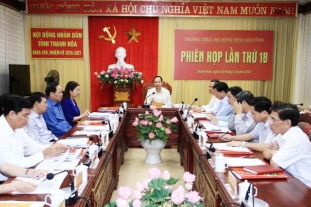Nhiều vấn đề nóng sẽ được chất vấn tại kỳ họp sắp tới của HĐND tỉnh Thanh Hóa.