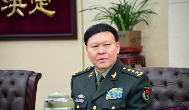 Trước khi tự tử, tướng Zhang Yang (ảnh) từng là một trong những quan chức quyền lực nhất của quân đội Trung Quốc. (Ảnh: Reuters)