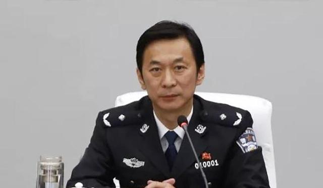 Li Zhibin - giám đốc công an Hohhot, vùng Nội Mông (Ảnh: Reuters)