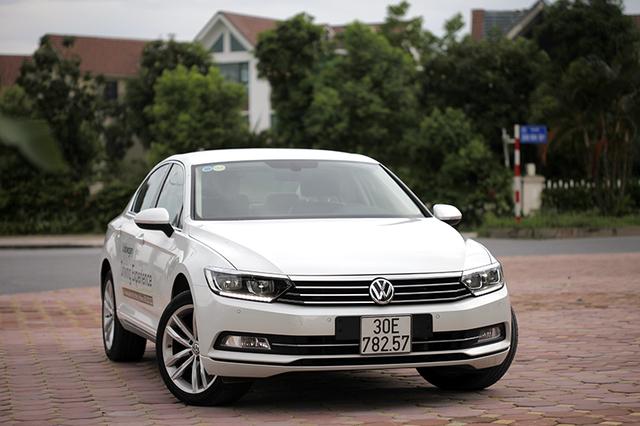 Volkswagen Passat - Sự bất ngờ của người Đức - 1