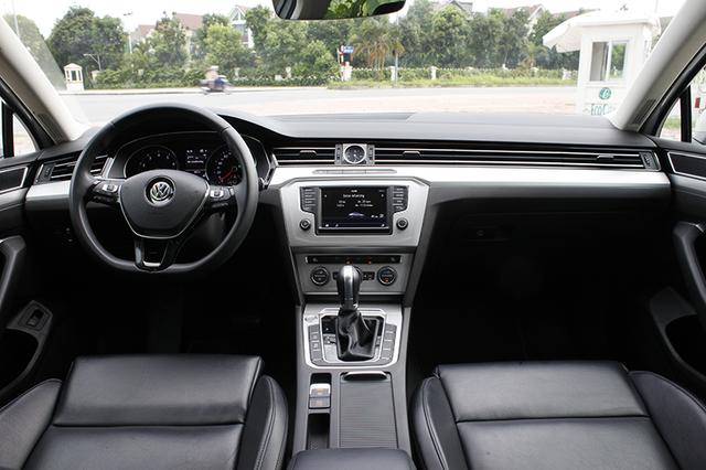 Volkswagen Passat - Sự bất ngờ của người Đức - 9