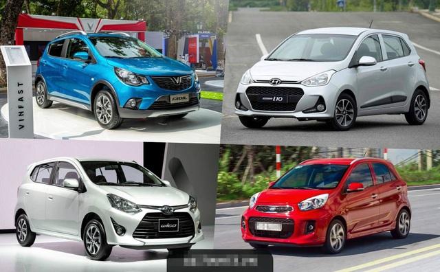 Theo thống kê của VAMA, hết 10 tháng đầu năm, doanh số tiêu thụ dòng xe nhỏ của các doanh nghiệp trực thuộc đạt hơn 10.700 chiếc, tăng hơn 1.300 chiếc so với cùng kỳ năm trước.