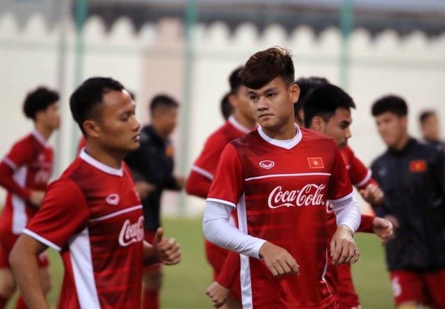 Đội tuyển Việt Nam tăng khối lượng tập luyện tại Qatar - Ảnh 23.