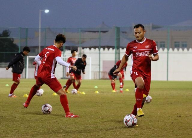 Đội tuyển Việt Nam tăng khối lượng tập luyện tại Qatar - Ảnh 16.