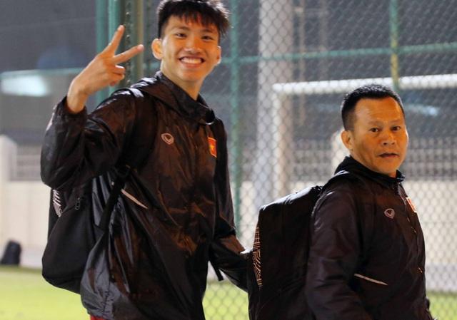 Đội tuyển Việt Nam tăng khối lượng tập luyện tại Qatar - Ảnh 2.