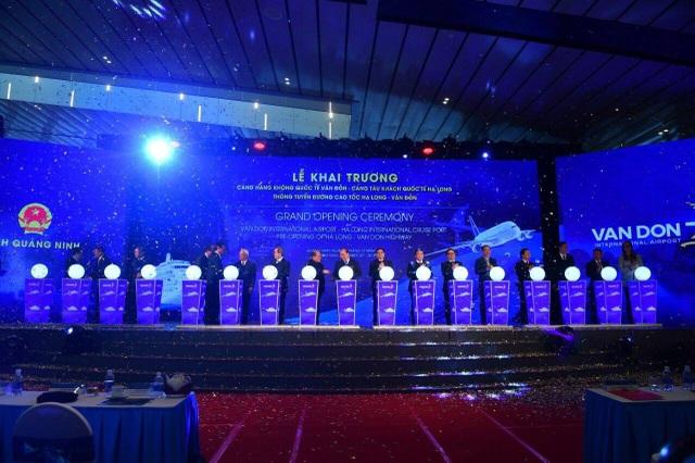 Thủ tướng phát lệnh khai trương sân bay quốc tế tư nhân đầu tiên Việt Nam - Ảnh 2.