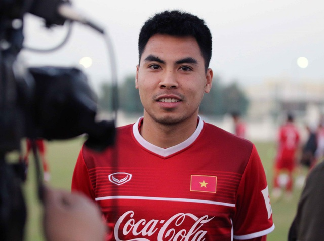 Đức Huy: Cầu thủ Việt Nam thấm nhuần triết lý của thầy Park - Ảnh 1.