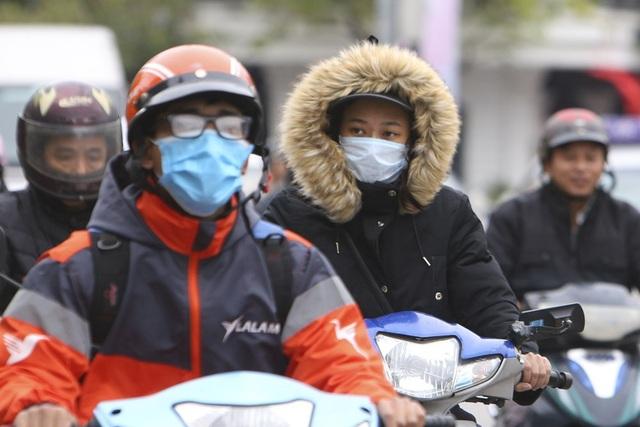 Miền Bắc tiếp tục rét đậm, Hà Nội thấp nhất 9 độ C. (Ảnh: Hữu Nghị).Dự báo thời tiết từng vùng trên cả nước ngày và đêm nay, 1/1: