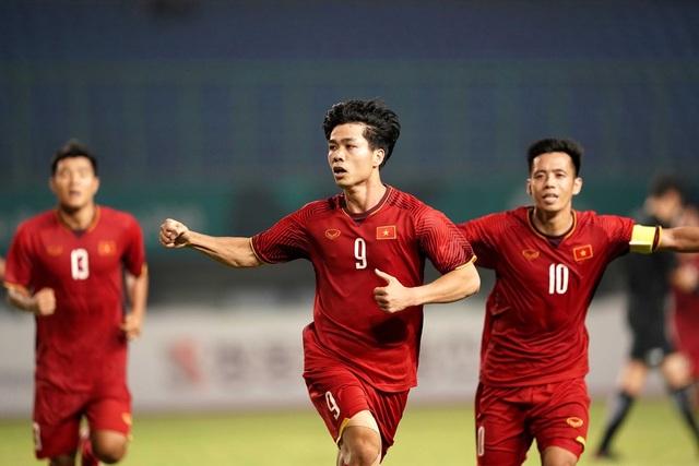 Công Phượng vẫn là ngôi sao nhận được nhiều sự kỳ vọng của bóng đá Việt Nam