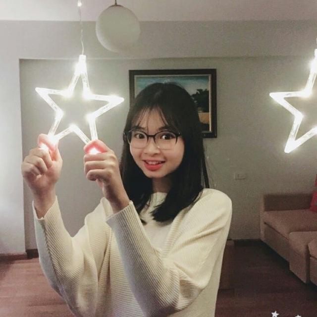 Chân dung cô bạn Quỳnh Chi