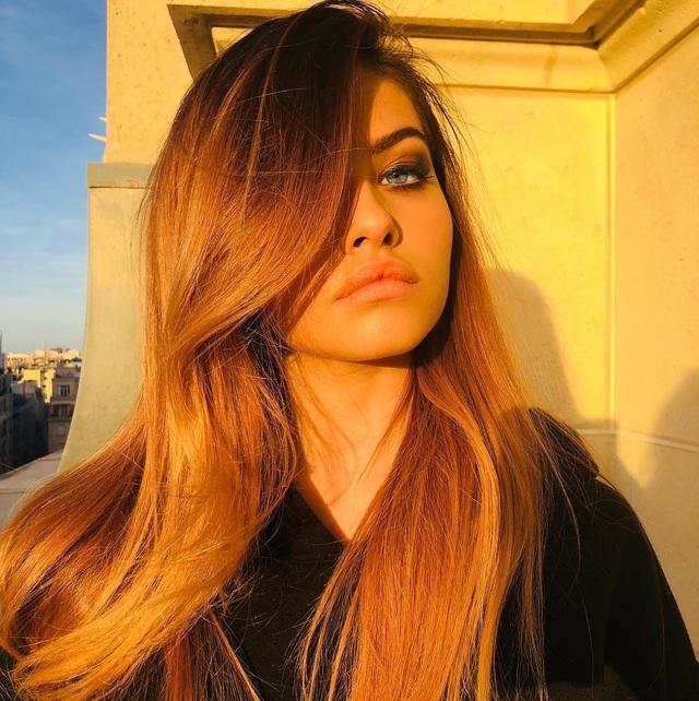 Thylane là con gái của cầu thủ bóng đá người Pháp Patrick Blondeau, cô hiện là đại sứ thương hiệu cho LOréal, và được nhà thiết kế người Pháp Lolita Lempicka chọn là gương mặt quảng cáo của một loại nước hoa.