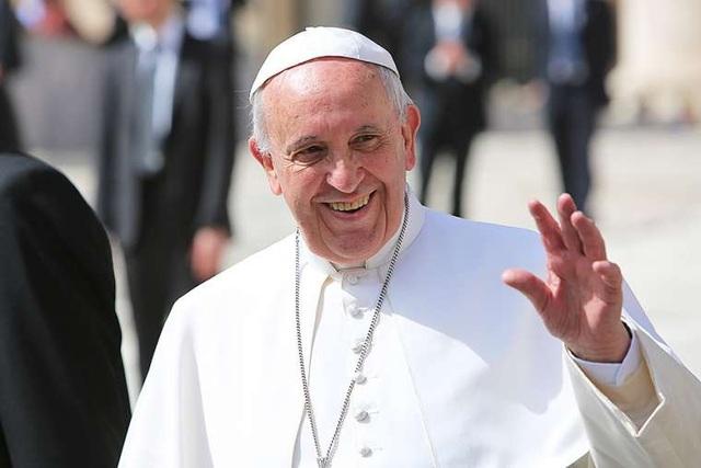 Giáo hoàng Francis (Ảnh: CNA)