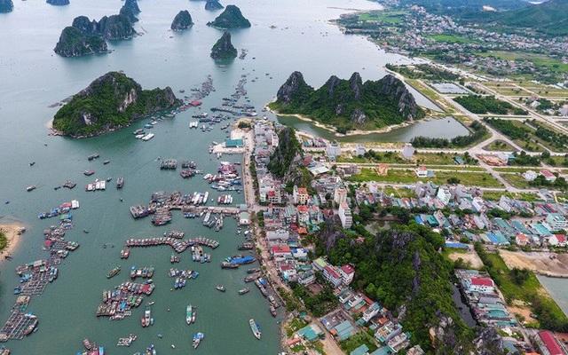 Vân Đồn định hướng trở thành một trong những thành phố thuộc nhóm dẫn đầu thành phố đáng sống của châu Á - Thái Bình Dương.