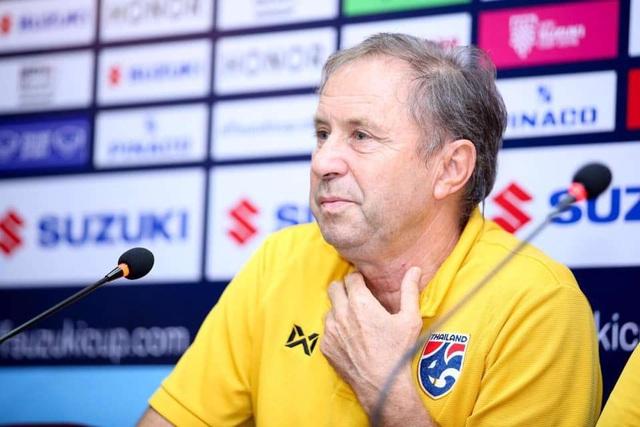 """Đội tuyển Thái Lan không ngại bước vào loạt """"đấu súng"""" với Malaysia - 1"""