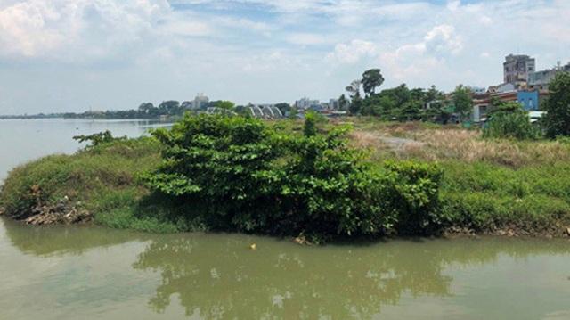Dựa án lấn sông Đồng Nai do bà Thanh ký quyết định nhưng không báo cáo, xin ý kiến các bộ, ngành Trung ương. Hiện dự án đang trong cảnh dở dang.