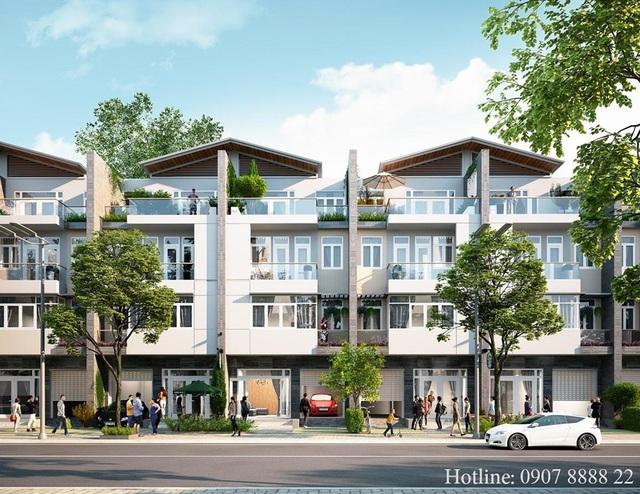 Những khu phố mua sắm như Orchard New City được thị trường đón nhận nồng nhiệt