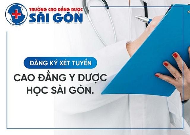 Trường Cao đẳng Dược Sài Gòn tuyển sinh Cao đẳng Y Dược năm 2019 - 2
