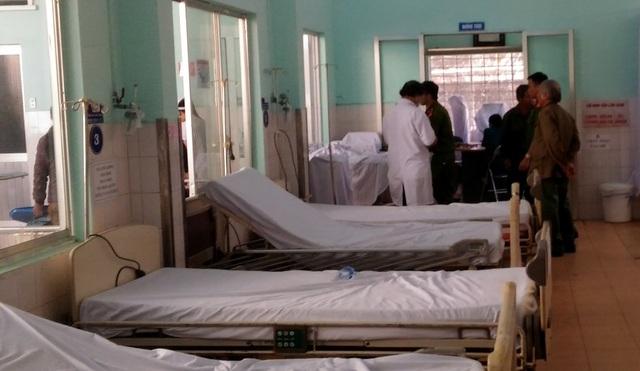 H đang trong tình trạng hôn mê tại bệnh viện
