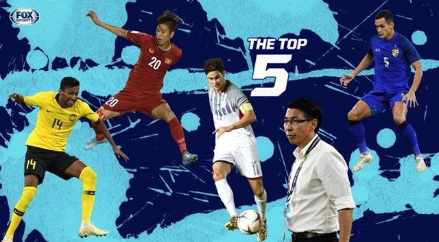 Top 5 nhân tố nổi bật ở lượt đi bán kết AFF Cup 2018