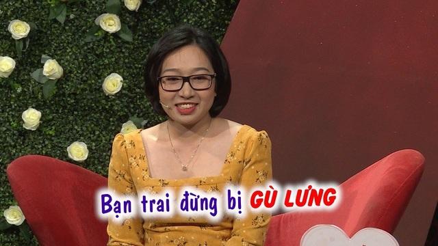 Cô giáo Phương Thảo đưa ra bài Toán thử thách đối tượng hẹn hò
