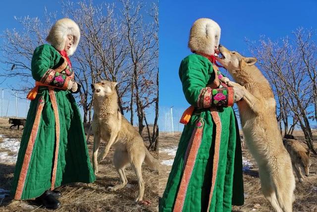 Làm mẹ của bầy sói, cô gái khiến 3 người bạn trai lần lượt chia tay vì quá sợ hãi - 3