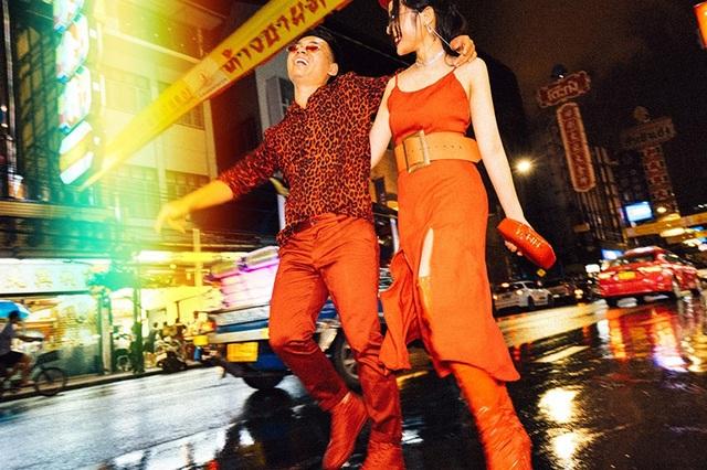 Hai vợ chồng Thu Giang sẽ cùng nhau kinh doanh đồ gỗ.