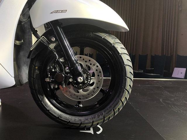 Yamaha Grande hybrid chính thức có mặt tại Việt Nam, giá từ 45,5 triệu đồng - 7