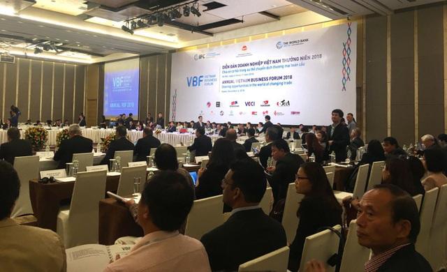Diễn đàn Doanh nghiệp Việt Nam VBF là hoạt động thường niên, diễn ra định kỳ 2 lần/năm.