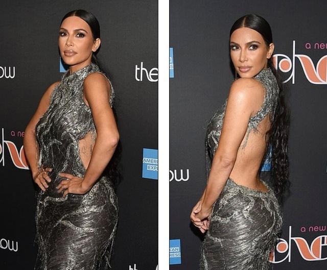 Kim Kardashian luôn thể hiện mình là người vợ, người mẹ hoàn hảo.