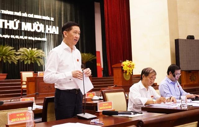 Phó Chủ tịch UBND thành phố Trần Vĩnh Tuyến cho biết, khi người dân được lợi trong bồi thường giải phóng mặt bằng sẽ đồng thuận với chính sách thu hồi đất của thành phố