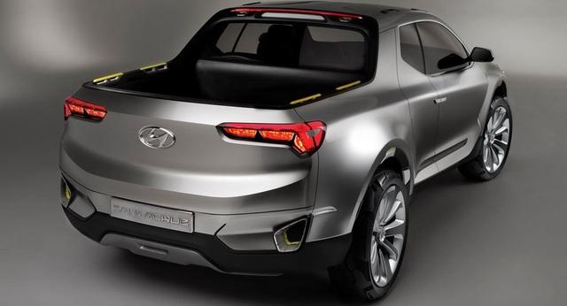 Hyundai xúc tiến làm xe bán tải, Kia lăm le nhập cuộc - 2