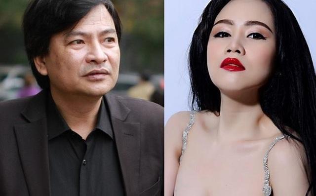 Đơn vị sản xuất khẳng định không có chuyện NSND Quốc Anh từ chối ghi hình cùng diễn viên Trương Phương vì khoe ngực.
