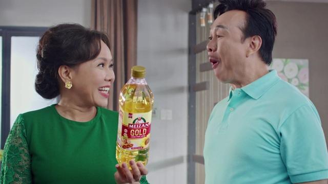 Việt Hương công khai mê đắm Chí Tài trên sóng truyền hình là có thật
