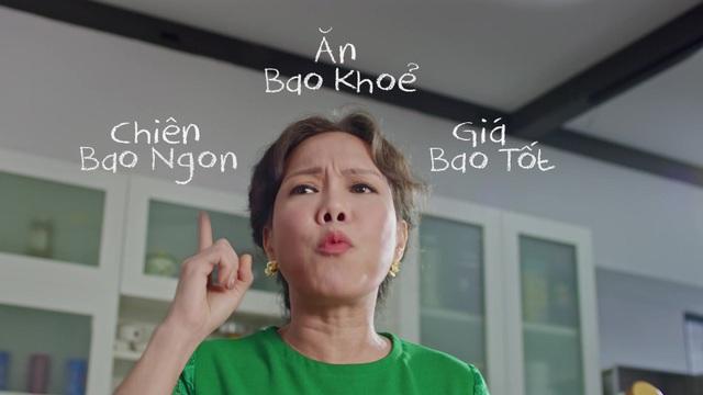 Bởi dầu ăn đáp ứng ba tiêu chí của Việt Hương tưởng như không có trên đời vậy mà chồng Chí Tài tìm ra cái một à nghen!