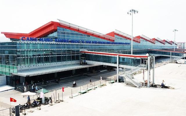 Cảng hàng không Quốc tế Vân Đồn sẽ đón chuyến bay đầu tiên trong tháng 12