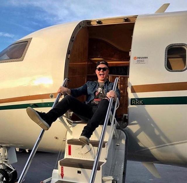 """Tài khoản Instagram """"Rich Russian Kids"""" (Hội con nhà giàu Nga) hiện đã có 1,2 triệu lượt theo dõi, con số áp đảo, lớn gấp nhiều lần hội con nhà giàu các nước khác trên thế giới."""