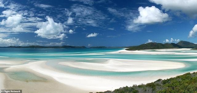 10 bãi biển đẹp nhất thế giới năm 2018 - 2