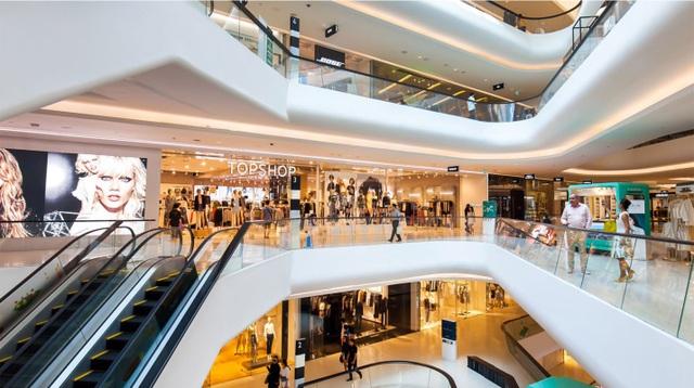 Vinaconex 3 xây dựng trung tâm thương mại hiện đại, lớn nhất Phổ Yên