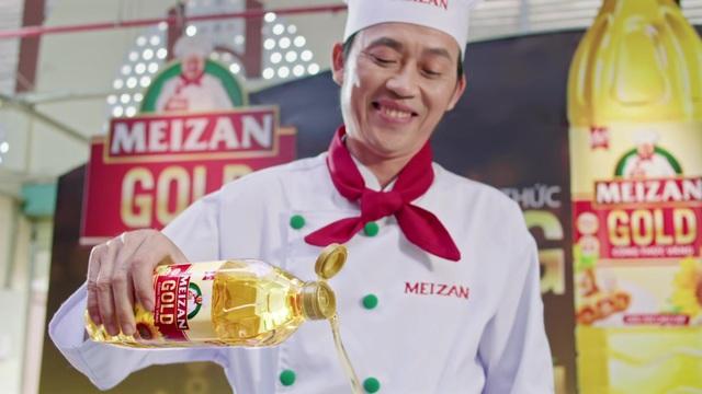 Hoài Linh xuất hiện, bài toán khó đã được hoá giải với Meizan Gold!