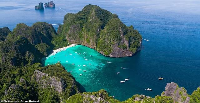 10 bãi biển đẹp nhất thế giới năm 2018 - 9