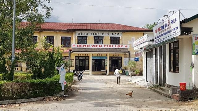 Bệnh viện Phú Lộc