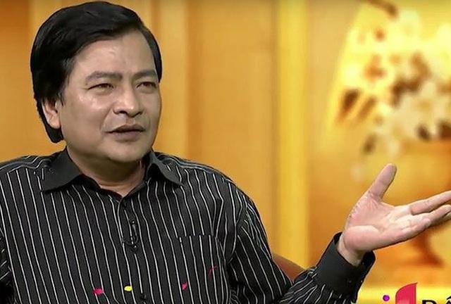NSND Quốc Anh khẳng định anh không hề đưa ra những lí do từ chối như Trương Phương tố.