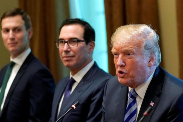 Tổng thống Mỹ Donald Trump đã đạt được thỏa thuận đình chiến thương mại với Trung Quốc bên lề thượng đỉnh G20. (Ảnh minh họa: Reuters)