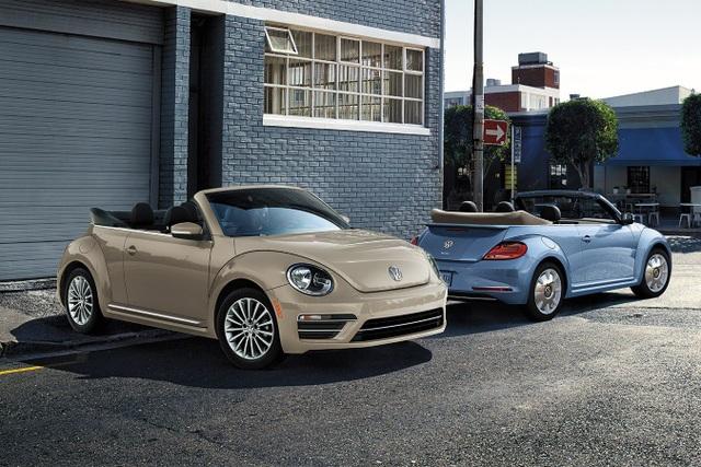 Volkswagen Beetle Final Edition - Đặc quyền của thị trường Mỹ - 1