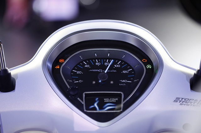 Yamaha Grande hybrid chính thức có mặt tại Việt Nam, giá từ 45,5 triệu đồng - 8