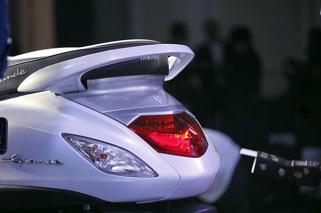 Yamaha Grande hybrid chính thức có mặt tại Việt Nam, giá từ 45,5 triệu đồng - 11