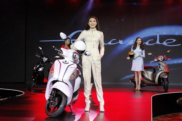 Yamaha Grande hybrid chính thức có mặt tại Việt Nam, giá từ 45,5 triệu đồng - 4