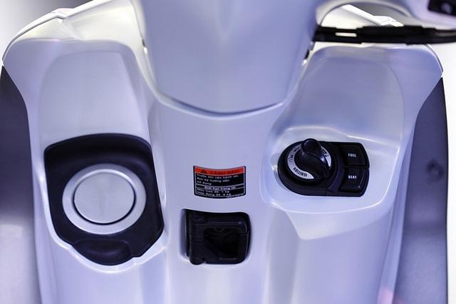 Yamaha Grande hybrid chính thức có mặt tại Việt Nam, giá từ 45,5 triệu đồng - 9