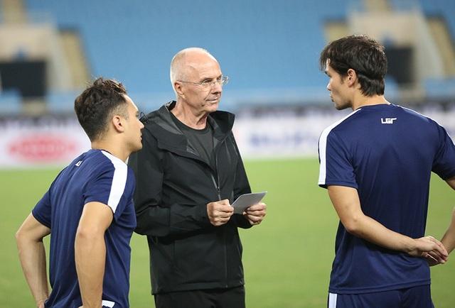 Đội tuyển Philippines tập kín ở Mỹ Đình, chờ quyết đấu Việt Nam - 9